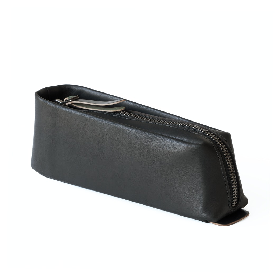 MAKR - Full Leather Pen/Pencil Case  - Made in USA
