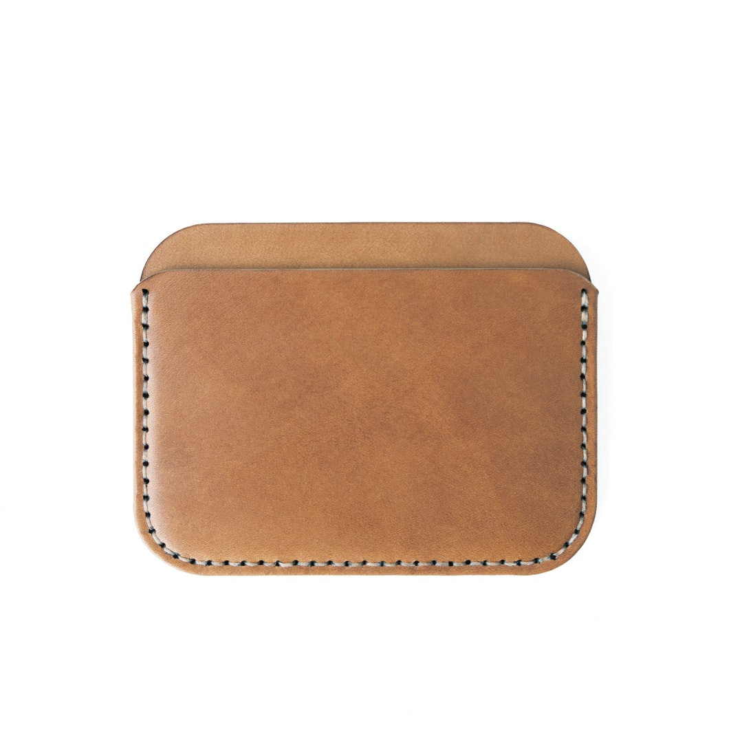MAKR - Round Luxe Wallet - Made in USA