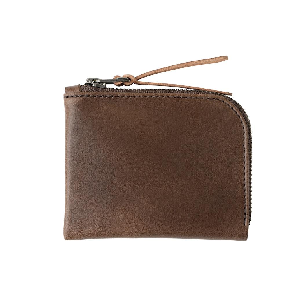 MAKR - Zip Luxe Wallet - Made in USA