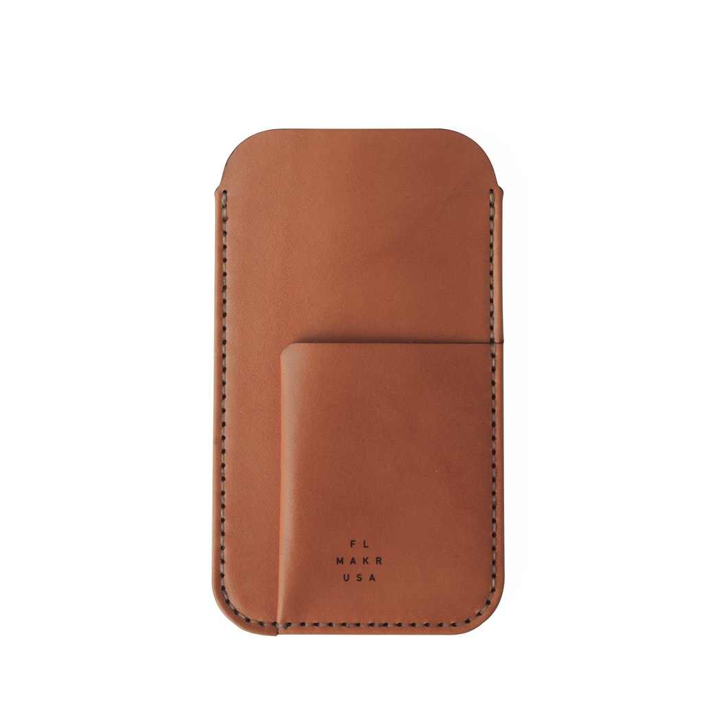 MAKR - iPhone Card Sleeve - Made in USA