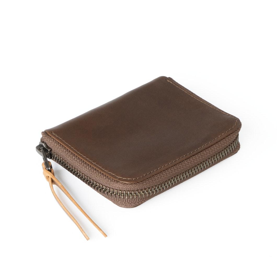 MAKR - 3/4 Zip Wallet - Made in USA