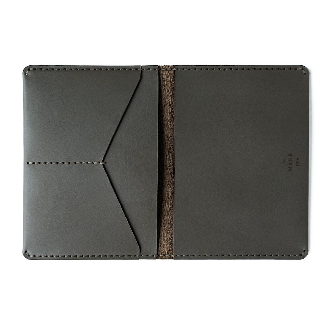 MAKR - Passport Wallet Revised - Made in USA