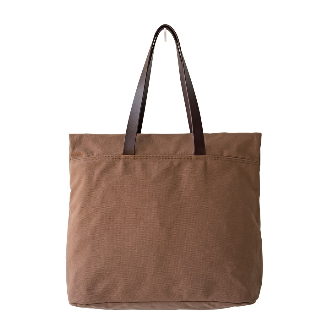 MAKR - Canvas and Leather Fold Weekender Revised - Made in USA